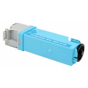 Cartouche Toner Laser Cyan Compatible Xerox 106R01278 Haut Rendement pour Imprimante Phaser 6130