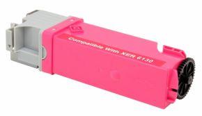 Cartouche Toner Laser Magenta Compatible Xerox 106R01279 Haut Rendement pour Imprimante Phaser 6130