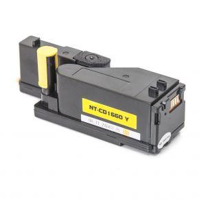 Cartouche Couleur Yellow Compatible Toner Dell XY7N4 pour Imprimante Dell C1660w