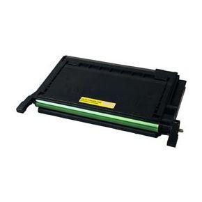 Cartouche Toner Laser Jaune pour Imprimante Samsung CLP-Y600A