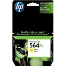 Cartouche d'encre Jaune d'origine OEM Vivera Hewlett Packard CB325WN (HP 564XL) Haut Rendement