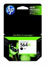 Cartouche d'encre Noir d'origine OEM Vivera Hewlett Packard CN684WN / HP 564XL Haut Rendement