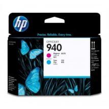 Tête d'impression Magenta Cyan d'origine OEM Hewlett Packard C4901A (Printhead HP 940)