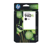 Cartouche d'encre Noir d'origine OEM Hewlett Packard C4906AN (HP 940XL) Haut Rendement