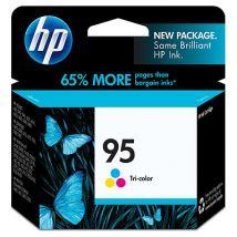 Cartouche d'encre Couleur d'origine OEM Vivera Hewlett Packard C8766WN (HP 95) Tricolore