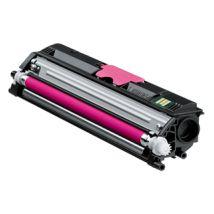 Cartouche Toner Laser Couleur Magenta Compatible Konica-Minolta A0V30CF Haut Rendement