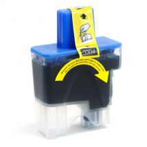 Cartouche d'encre Cyan Compatible Brother LC41C