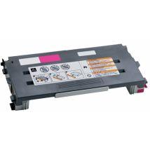 Cartouche Toner Laser Magenta Compatible Lexmark C500H2MG Haut Rendement pour Imprimante C500/X500