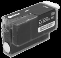Cartouche Noir Compatible Canon BJI201HC-Bk Haut Rendement