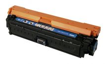 Cartouche Toner Laser Cyan Compatible Hewlett Packard (HP) CE271A pour Imprimante Laserjet Couleur