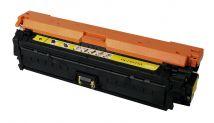 Cartouche Toner Laser Jaune Compatible Hewlett Packard (HP) CE272A pour Imprimante Laserjet Couleur
