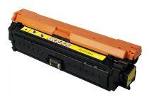 Cartouche Toner Laser Jaune Compatible Hewlett Packard (HP) CE742A pour Imprimante Laserjet Couleur