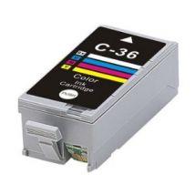 Cartouche Couleur Compatible Canon CLI36