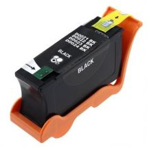 Cartouche d'encre Noir Compatible Haut Rendement Dell Series 21 22 23 24