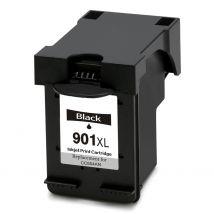 Cartouche d'encre Noir Réusinée Hewlett Packard CC654AN (HP 901XL) Haut Rendement