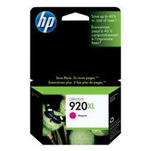 Cartouche d'encre Magenta d'origine OEM Hewlett Packard CD973AN (HP 920XL) Haut Rendement