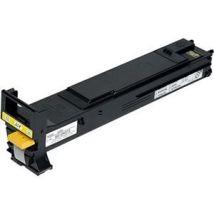 Cartouche Toner Laser Jaune Compatible Konica Minolta A06V233