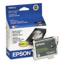 Cartouche d'encre Noir d'origine OEM Epson T044120 (T0441)