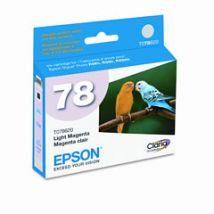 Cartouche d'encre Light Magenta d'origine OEM Epson T078620 (T0786)