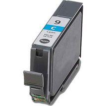 Cartouche Cyan Compatible Canon PGI9C pour Imprimante Pixma MX7600 & Pro9500