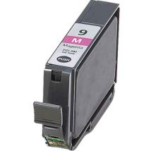 Cartouche Magenta Compatible Canon PGI9M pour Imprimante Pixma MX7600 & Pro9500
