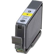 Cartouche Jaune Compatible Canon PGI9Y pour Imprimante Pixma MX7600 & Pro9500