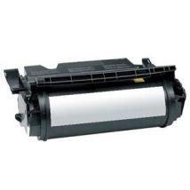 Cartouche Toner Laser Noir Compatible Lexmark 12A7465 Extra Haut Rendement pour Imprimante T632 & T634